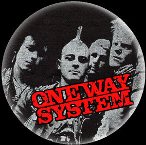 One Way System Pin