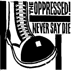 The Oppressed Patch - DeadRockers