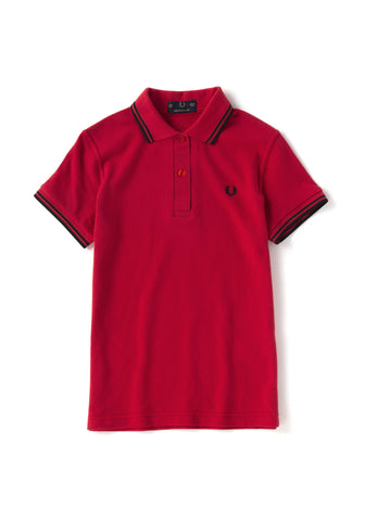 Fred Perry Polo Red