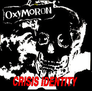 Oxymoron Crisis Identity Back Patch