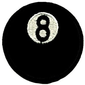 8 Ball Patch - DeadRockers