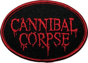 Cannibal Corpse Patch - DeadRockers