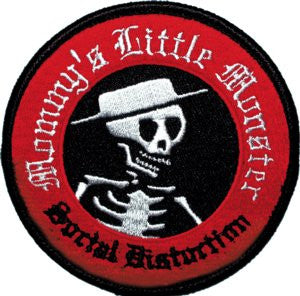 Social Distortion Little Monster Patch