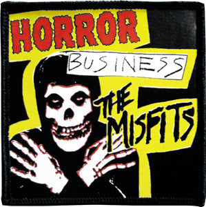 Misfits Horror Business Patch - DeadRockers