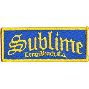 Sublime Long Beach Patch - DeadRockers