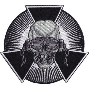 Megadeath Skull Burst Patch