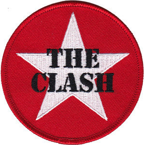 The Clash Star Patch - DeadRockers