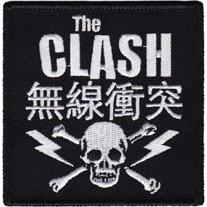 The Clash Japanese Patch - DeadRockers