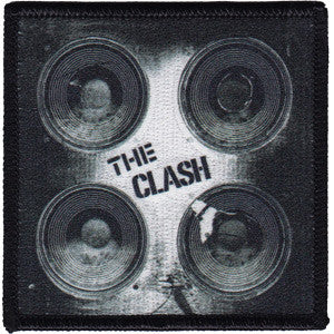 The Clash Speakers Patch
