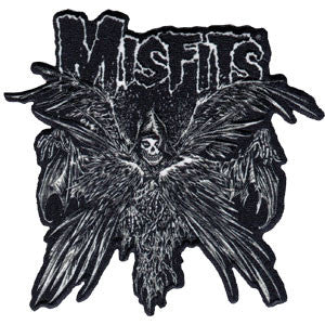 Misfits Descending Angel Patch - DeadRockers