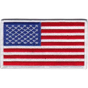 American Flag Patch - DeadRockers