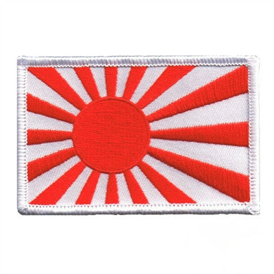 Japan Rising Sun Patch - DeadRockers