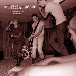 Artificial Peace - Complete 81 Session LP