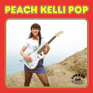 Peach Kelli Pop - S/T (Red Cover) LP
