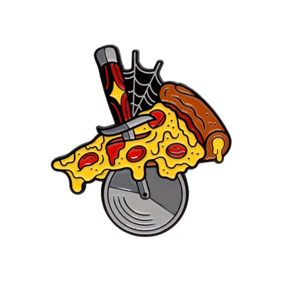 Pizza Pie or Die Pin