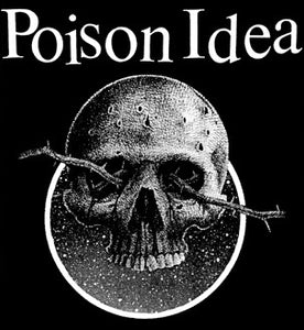 Poison Idea Back Patch - DeadRockers