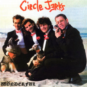 Circle Jerks - Wonderful LP