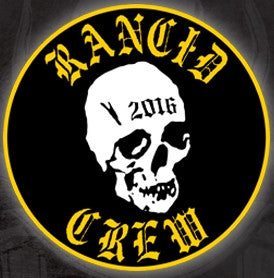Rancid Crew Patch