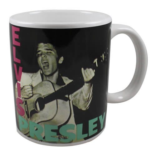 Elvis Presley Album Mug - DeadRockers