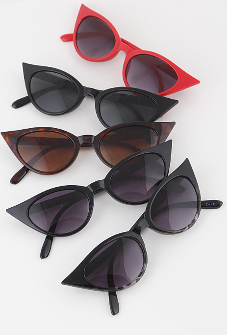 Rapture Cat Eye Sunglasses