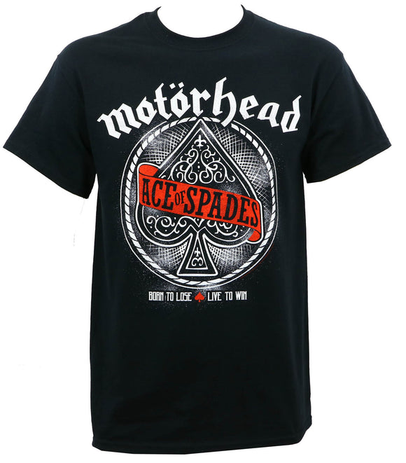 Motorhead Ace of Spades Tee