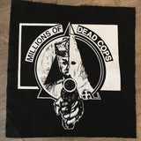 MDC Back Patch