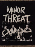 Minor Threat Back Patch - DeadRockers