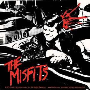 Misfits Bullet Sticker - DeadRockers