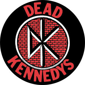 Dead Kennedys Bricks Sticker - DeadRockers