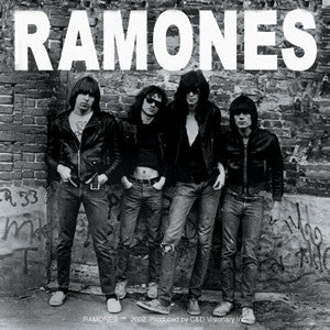 Ramones 1st Album Cover Sticker