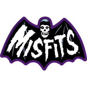 Misfits Bat Fiend Sticker