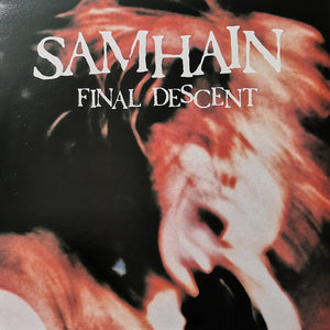Samhain - Final Descent LP