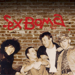 Sex Bomba - Demo 1989 LP