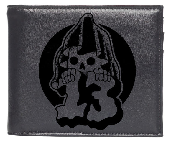 Grim 13 Wallet - DeadRockers
