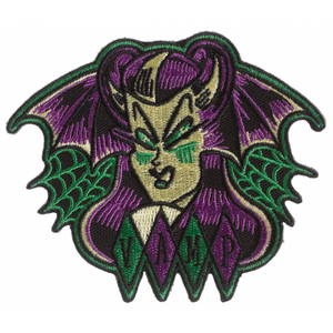 Bat Vamp Patch