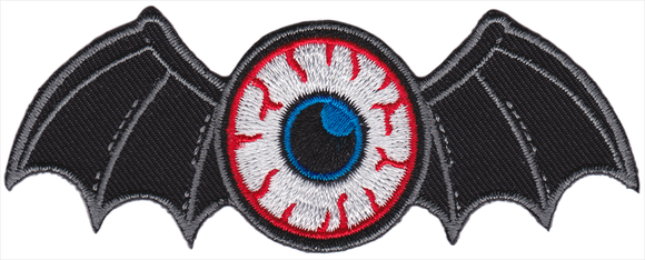 Winged Eyeball Patch