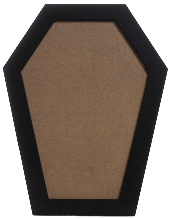 Coffin Picture Frame