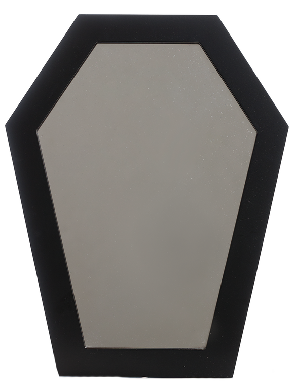 Coffin Wall Mirror