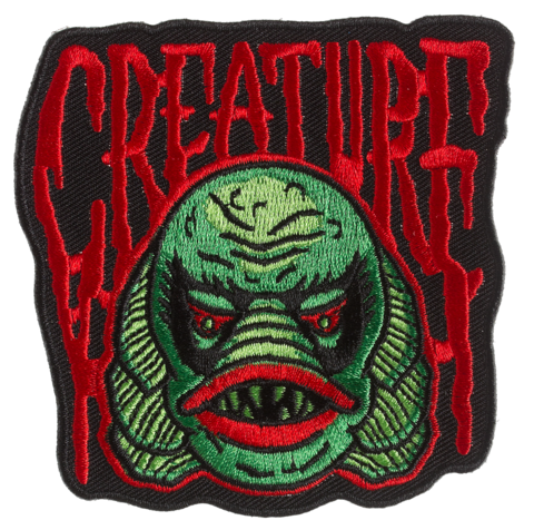 Creature Patch Sourpuss