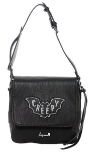 Creepy Triumph Messenger Bag