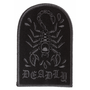 Deadly Scorpion Patch
