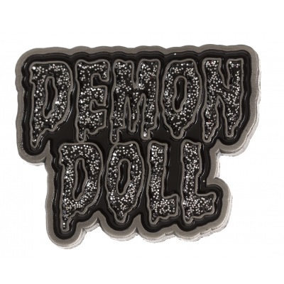 Demon Doll Enamel Pin