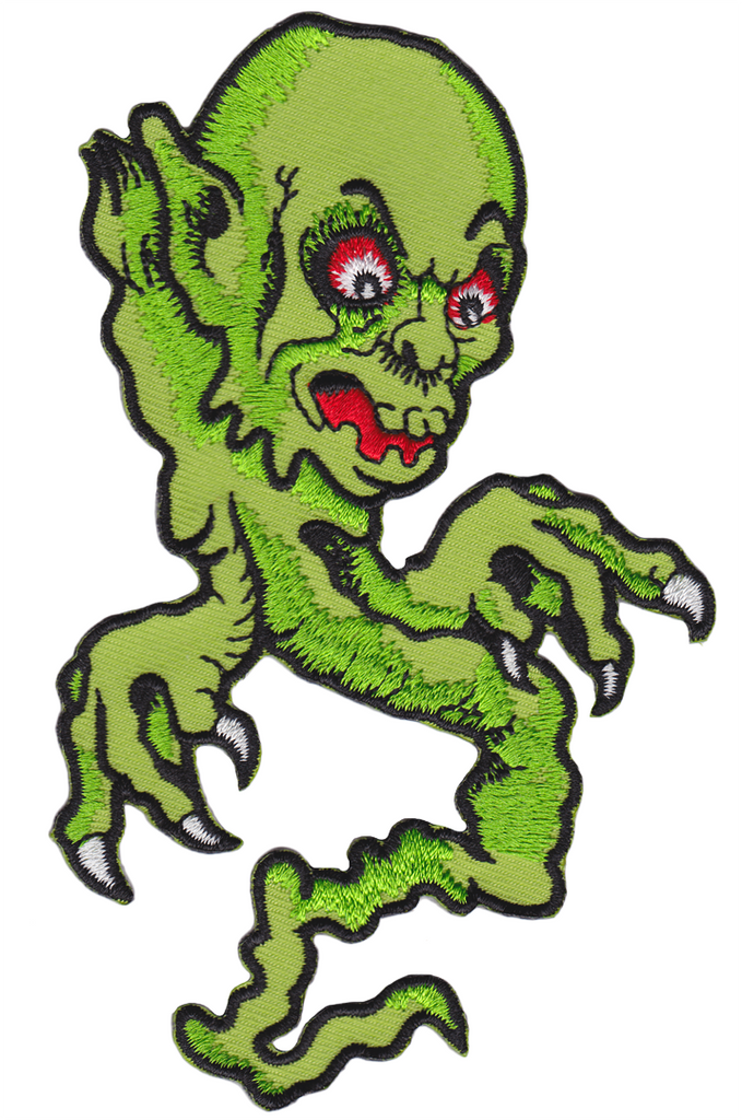 Green Ghoul Patch
