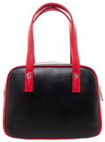 Love Cherries Mini Bowler Purse - DeadRockers