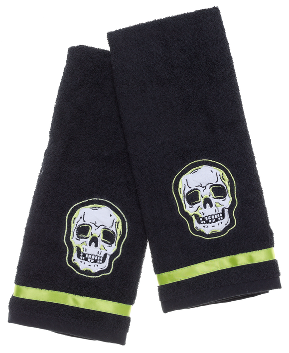 Skeleton Phantom Towel Set - DeadRockers