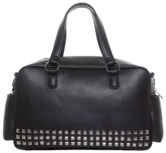 Studded Diaper Bag