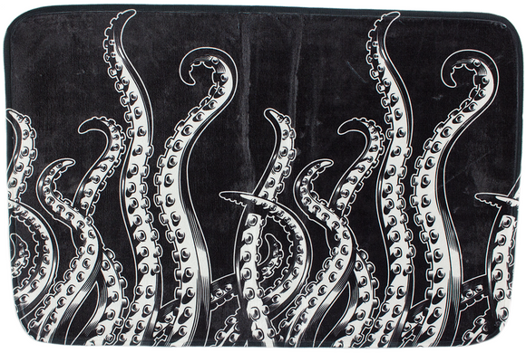 Tentacles Bath Mat