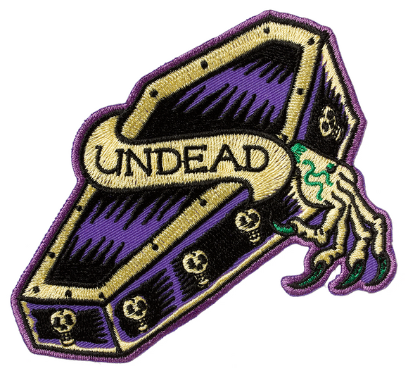 Undead Coffin Patch