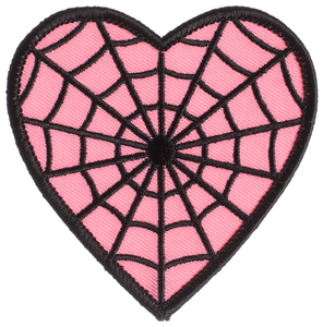 Webbed Heart Patch