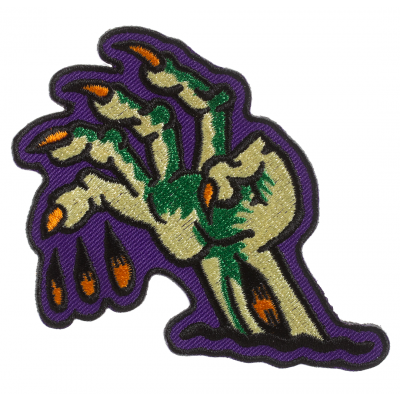 Zombie Hand Patch